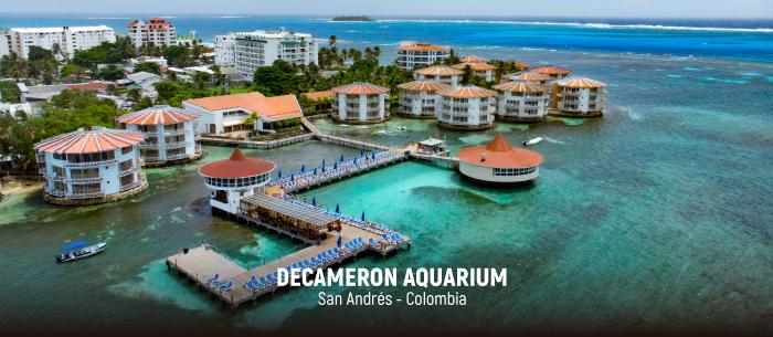 Decameron Aquarium