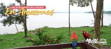 Una verdadera aventura en Amazonas con el tour ecologico