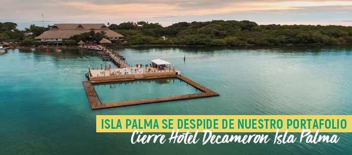 Isla palma se despide de nuestro Portafolio de hoteles