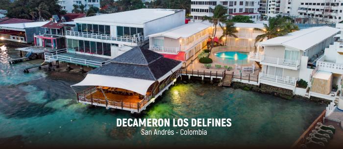 Decameron Los Delfines