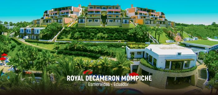 Decameron Mompiche