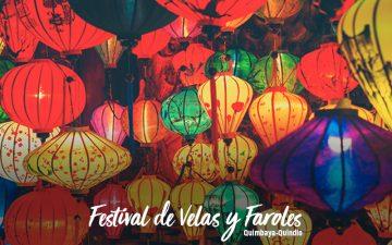 Festival de Velas y Faroles