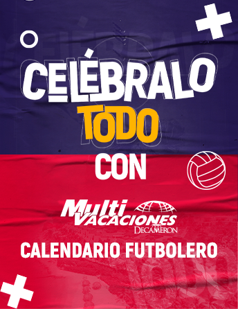 Calendario futbolero