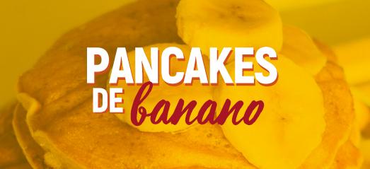 Pancakes de banano al estilo multivacaciones decameron