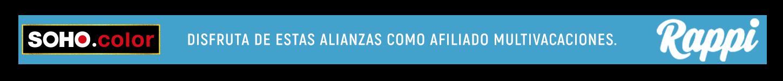 Alianza exclusiva para afiliados multivacaciones