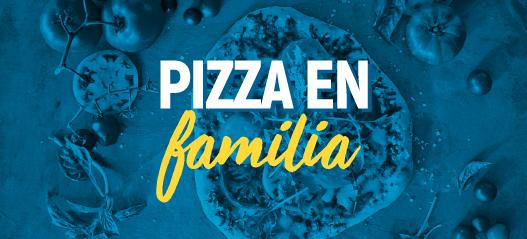 Pizza al estilo multivacaciones decameron