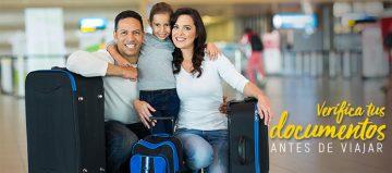 Viajar con menores